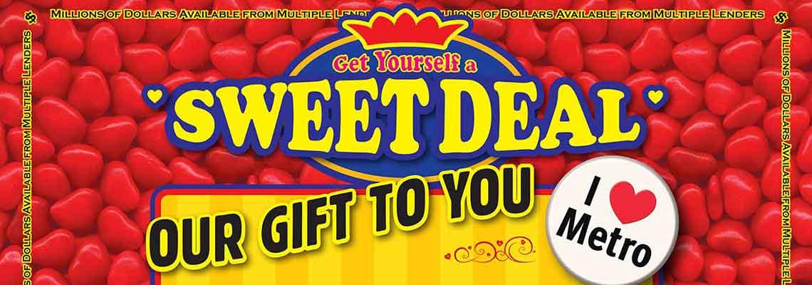 Sweet deal